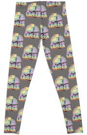 Pack is Queer leggings