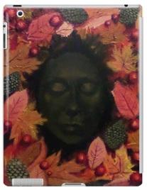 Queen of Autumn Tablet Case