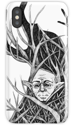 Tree Troll Phone Case