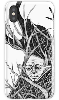 Tree Troll Phone Case