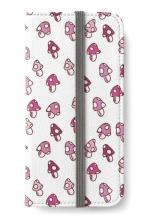 Pink Mushroom phone case